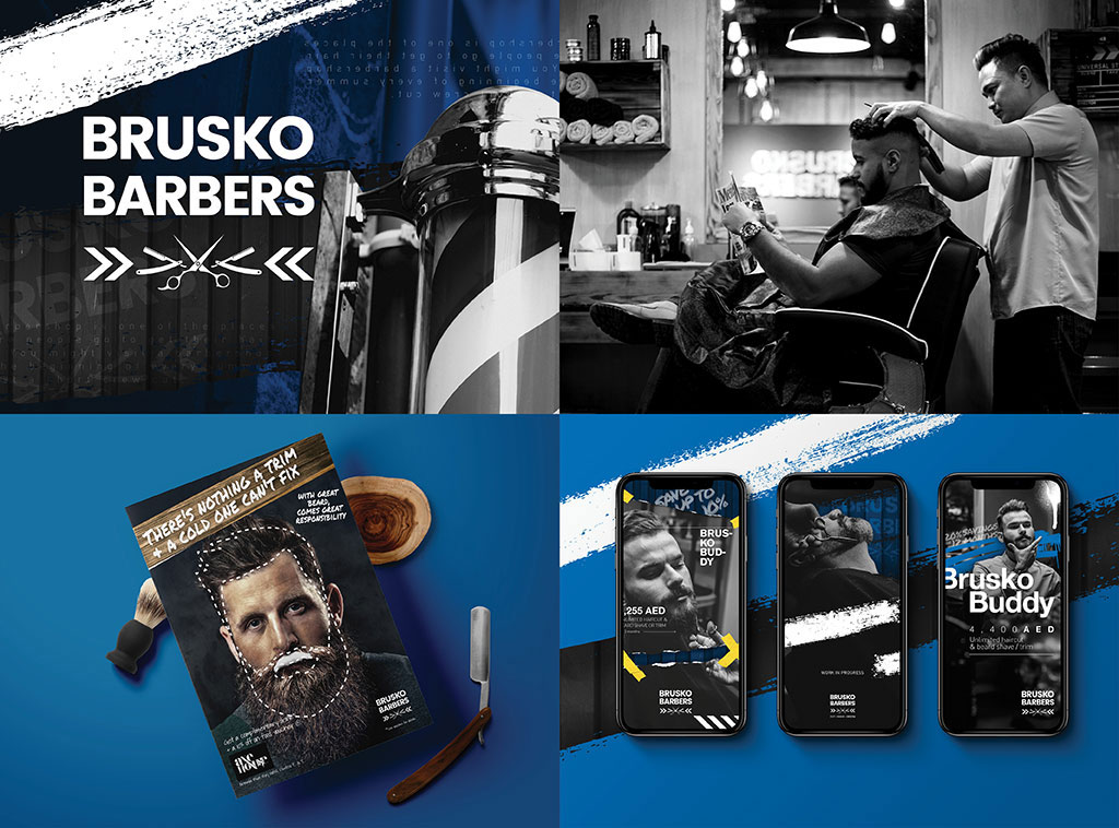 Brusko Barbers Collaterals